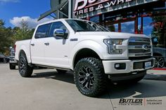 Ford with Fuel Assault Wheels exclusively from Butler Tires and Wheels in Atlanta, GA - Image Number 9199 Ford F150 Fx4, 2015 Ford F150, Ford Bronco, Ford Pickup Trucks, Lifted Trucks, Big Trucks, Truck Drivers, Lifted Ford, Chevrolet Silverado