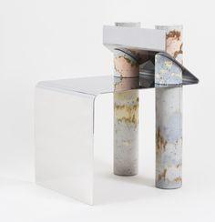 Pettersen Hein concrete chair