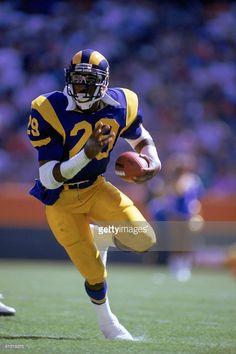 Eric Dickerson L.A Rams. Charles Alexander · Nfl Football d16a6d392