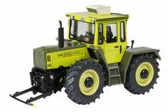 MB Trac 1800 Intercooler - Tractors - Big machines - Die-cast | Hobbyland Scale model 1:32 manifactured by SCHUCO.