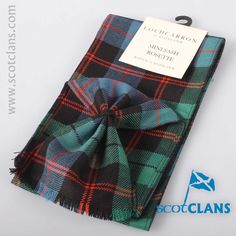 Guthrie Tartan Mini Sash. Free worldwide shipping available