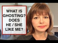 Ghosting. What is ghosting? Does he like me? No BS #datingadvice #TipsForChicks #WingmaM