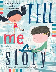 Tell Me A Story - This innovative activity book develops science knowledge through drawing, sketching, making, and coloring. From mapping out bones in the body to building amazing spinning rotocopters, the stimulating activities will get brains ticking and pens scribbling. This is NOT a science book…or is it?