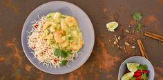 Thai Green Prawn Curry - Tilda