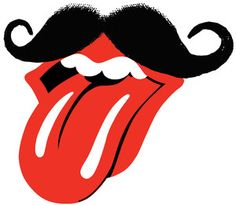 How could the classic Andy Warhol designed Rolling Stones logo get any better? Well...