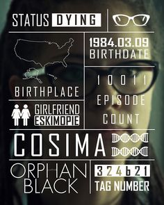 cosima by Eskimopie? (I'm not sure so sorry if I've got the wrong creator)