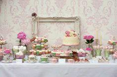 ideas para armar mesa dulce - Buscar con Google