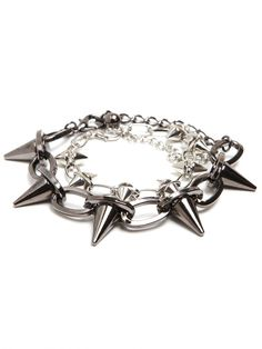 Studded Bracelet from Bauble Bar