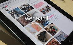 weheartit - little reason to smile