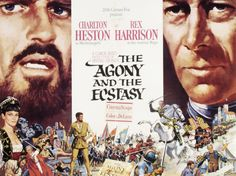 What to watch on television-The Agony And The Ecstasy-Netflix-Amazon-iTunes