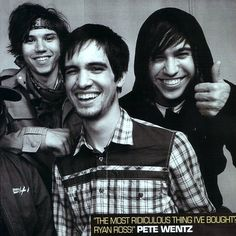 Pete looks so cute