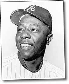 Hank Aaron of the Atlanta Braves poses for a portrait Aaron played in Atlanta for the Braves from 19661975 Hank Aaron, Nationals Baseball, Keynote Speakers, Atlanta Braves, All About Time, Poses, History, Portrait, Surface