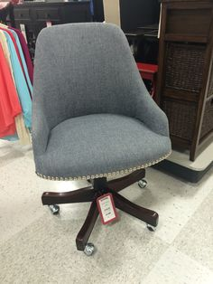 Want This For My At Home Office Chair  Gray, Silver Studs/rivers, · Tj MaxxDark  ...