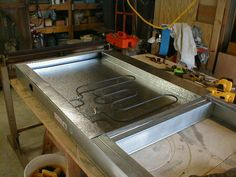Diy Powder Coat Oven Construction Page