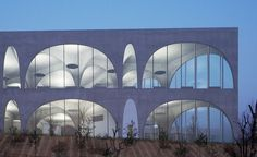 Toyo Ito & Associates - Tama Art University Library (Hachijoji campus)