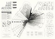 Diseño de información by Leonela Sandoval // Inspiration for the EMRLD14 Team // www.emrld14.com