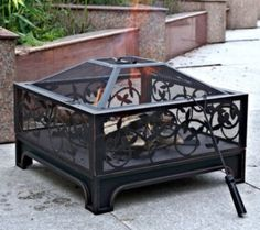 Fire Pits on Clearance at Walmart! - MyLitter - One Deal At A Time