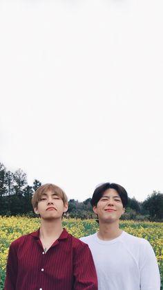 BTS Wallpaper / BTS / V / Taehyung / Park Bogum