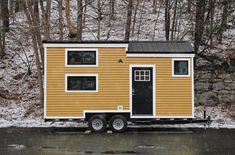 Frames, shells and custom micro homes from B&B Micro Manufacturing
