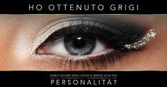 Gli occhi grigi si addicono di più alla mia personalità. Scopri quale colore ti si addice di più. Fai il test da 60 secondi adesso!
