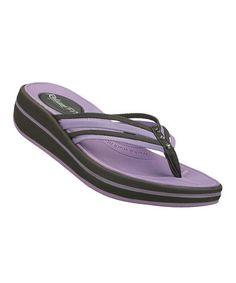 904e6d868da9 Skechers Purple Caption Upgrades Sandal