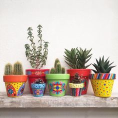 Pot de fleurs pour petites plantes | Etsy
