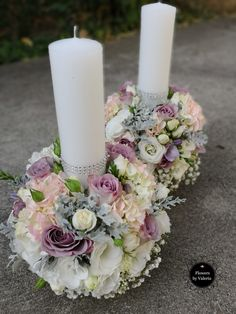 Pillar Candles, Weed, Taper Candles