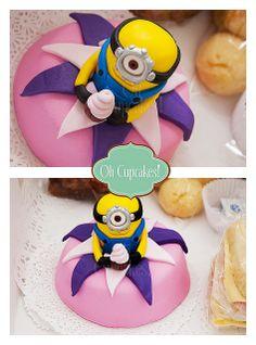 #minions #cake