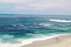 The beach in San Diego - my home town!