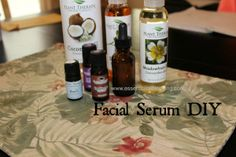 face serum essential oils good information about oil and carrier oils Sensitive Skin, Plant Therapy Essential Oils, Facial Steaming, Facial Serum, Facial Masks, Homemade Beauty Products, Diy Products, Beauty Recipe, Skin Care