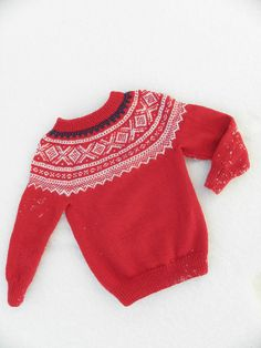 "Traditional Norwegian knit sweater. Marius Sweater.... a ""must"" 4 any Norwegian...."