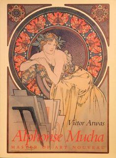 Such a classic Art Nouveau poster