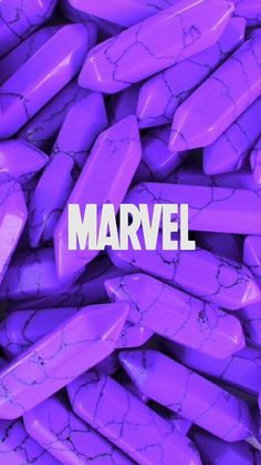 Marvel Art, Marvel Avengers, Marvel Comics, Marvel Logo, Wallpaper Free, Purple Wallpaper, Marvel Jokes, Marvel Funny, Aesthetic Iphone Wallpaper
