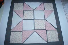 star quilt along, week 12 Patchwork Tutorial, Crazy Mom, Quilt Blocks, Crafty, Quilts, Blanket, Stars, Fabric, Challenge