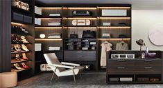 molteni&c· home.6 | | · 3-Gliss Master  Wardrobe, Island drawer unit Vincent Van Duysen
