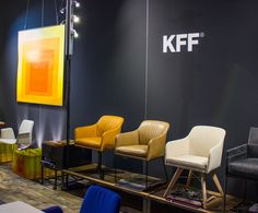 Youma designed by Sven Dogs for Kff Messe HOME DEPOT VIENNA 2018 Dog Design, Vienna, Home Depot, Magazines, Conference Room, Dogs, Table, Furniture, Decor