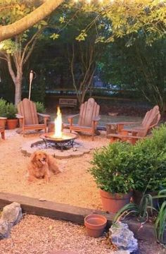 18 Fire Pit Ideas For Your Backyard Backyard and Fire pit patio