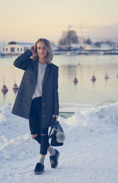 Elle Finland / #muotikuiskaaja #hipster #style #long #bleizer