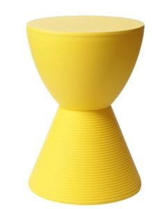 Replica Philippe Starck Prince Aha Stool - Yellow