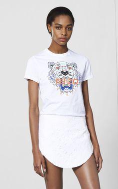 Tiger t-shirt, KENZO