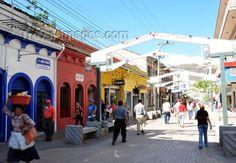 Tegucigalpa, Honduras: pedestrian street - Calle Peatonal - Paseo ...