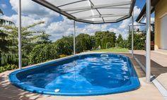 Laminátový bazén - Rhodos | ALBIXON SK, s.r.o.