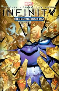 Free Comic Book Day 2013 - Infinity (Marvel, 2013)