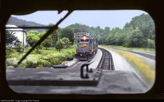 RailPictures.Net Photo: SBD 8618 Seaboard System EMD SD50 at Dan'lboone, Virginia by Ron Flanary