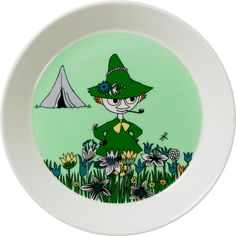Decorate your dining table and brighten up your kitchen with our wide arrange of kitchen products. Browse all Moomin kitchen items below. Moomin Shop, Moomin Mugs, Classic Plates, Moomin Valley, Green Plates, Tove Jansson, Little My, 7 And 7, Plates On Wall