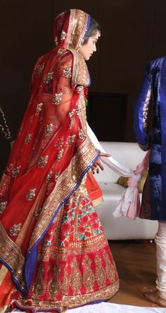 www.weddingstoryz.com bridal wear ideas designs patterns lehenga outfit zari zardozi indian weddings
