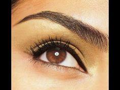 Depilação com linha -  É se não das melhores técnicas, como a única que define perfeitamente as sobrancelhas, pois facilita a elevação do arco da sobrancelha e ainda altera a forma e a definição da testa, assim como a expressão facial e do olhar.  GLAMOUR - Por uma olhar Perfeito