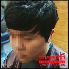 댄디스타일 - 뜨는 구렛나루 다운펌으로 아이롱펌,볼륨매직 믹스펌