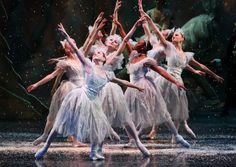 Snowflakes- The Nutcracker Ballet