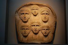 Thessaloniki | Family headstone, Archeology Museum, Thessalo… | Flickr